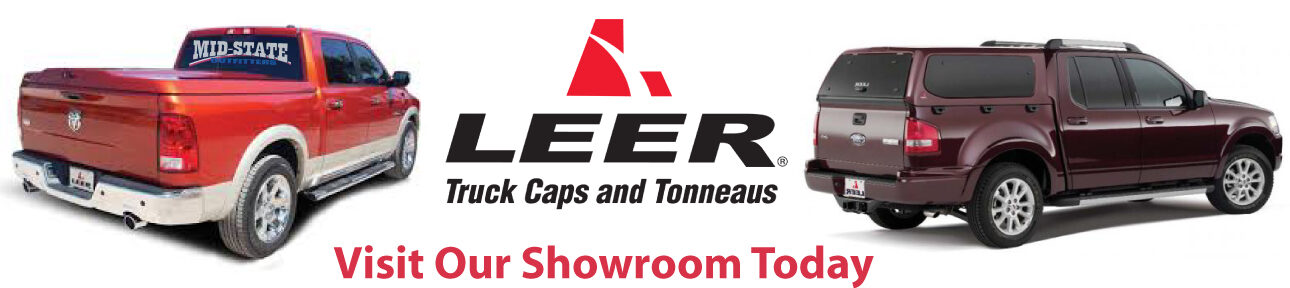 Leer Truck Caps Midstate Outfitters Fond Du Lac