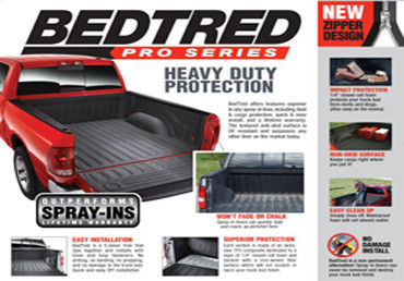 BedTred BedLiner – Hot Product